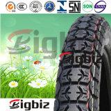 Pneumático/pneu da motocicleta do teste padrão da rua de Qingdao 2.75-14