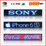 LED 차 전시 스크린 전시를 광고하는 실내 풀그릴 심상 RGB 풀 컬러 LED 표시 지원 두루말기 원본 LED