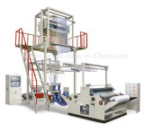 Usado Rotary Die Plastic PE Film Blowing Machine