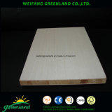 Panneau de bloc de film de PVC (le CE, GV, OIN évaluent, 1220X2440mm) avec le faisceau de peuplier