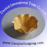 El compuesto que moldea de la urea/de la melamina para imita el platillo de la porcelana