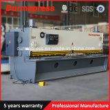 Guillotine-hydraulische Ausschnitt-Maschine China-QC11y 6X3050