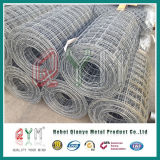 Comitato saldato galvanizzato tuffato caldo della rete metallica/rete metallica saldata Rolls