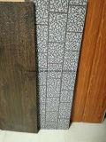 Декоративная панель стены металла изоляции для пользы виллы
