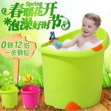 新しい方法浴室のシャワーの幼児のためのプラスチック浴室のバケツ