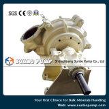 Doublés de métaux de haute usure des pièces en alliage de chrome le lisier de la pompe centrifuge