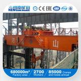 литейный кран отливки сталелитейного завода 75/20t-300/100t