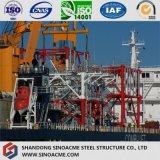 Schwere Stahlkonstruktion-Werkstatt mit multi Fußboden