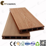 Decking composto plástico de madeira do revestimento do baixo preço WPC