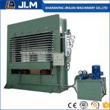 Machine chaude de presse de contre-plaqué, machine de presse de la chaleur de travail du bois