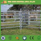 Горячая окунутая гальванизированная панель ярда Corral скотин загородки ярда поголовья