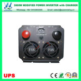 3000W DC12 / 24/48 / 72V zu AC110 / 220V Power Inverter mit UPS-Ladegerät (QW-M3000UPS)