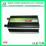 Intelligent UPS 2000W Power Inverter met 20A Battery Charger (QW-2000WUPS)