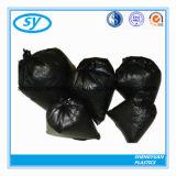 Sac d'ordures noir intense lourd biodégradable multi en plastique de PE