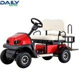 Carrello di golf elettrico della doppia sede con il motore di 36V 1600W
