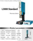 Ultrasone Plastic Lasser voor pp, PC, ABS Lassen