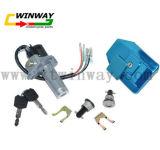 Ww-3227, Wy125 의 기관자전차 자물쇠, 기관자전차 부속