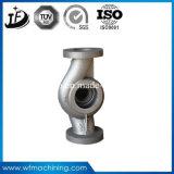 ポンプのための鋳造物鋼鉄鋳物場の投資鋳造のバルブ本体