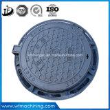 Ggg50/En-Gjs-500-7 бросили/крышки люка -лаза отливки песка дуктильной прессформы утюга утюга Tectorial