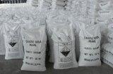 Industrial Grade Prezzo soda caustica Pearl Flake, idrossido di sodio con buona qualità