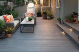 Hot Sale WPC solide avec revêtement de sol Composite Decking haute résistance