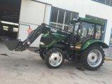 70HP 4WD EPA Motor hidráulico New Farm Tractor Farm Equipment Lista de precios