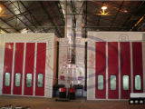 Wld15000 큰 산업 분무 도장 부스