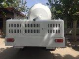 3.85 Auto di Cbm che carica il camion automotore mobile della betoniera