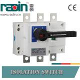 125A, 160A, 200A, 250A, 315A, 400A, 500A, 630A seccionadora sob carga/Transição do interruptor de carga