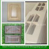 Cores de grão de madeira Película de PVC Armário de cozinha e porta de armário