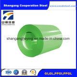La qualité PPGI principal a enduit la bobine d'une première couche de peinture en acier galvanisée en Chine