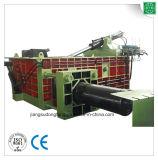Máquina de empacotamento de alumínio do ferro de aço hidráulico da sucata