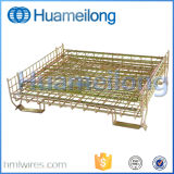 Metallfaltbarer Metallspeicher-Lager-Draht-Rahmen