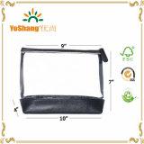 PVC cosmétique clair de sac, sac cosmétique promotionnel personnalisé, sac de produit de beauté de PVC