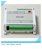 0-20 mA/entrée analogique 0-5 V 16I/O unités STC Tengcon-103 avec Modbus RTU
