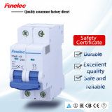 Funelec passte am meisten benutzte MCB Teil-Miniatur-Sicherung an