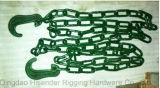 Binding цепь с крюками на обоих конец