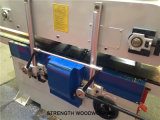 Planeuse en bois de panneau de découpage avec la machine alimentante automatique