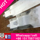 Riche Forme Guardrail Road Guardrail, Forme de Forme de Forage, Three Difform Guardrail Plate -Plastic