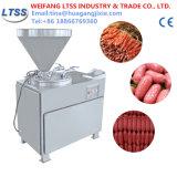 Pleine machine de bourrage de saucisse hydraulique d'acier inoxydable