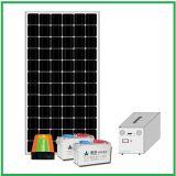 sistema solo di energia solare del basamento 330W per uso domestico