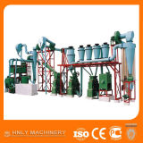 New Arrival China Small Scale Mailling Milling Plant