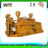 groupe électrogène du gaz 500kw naturel du constructeur de la Chine (WT-500GFT)