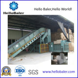 Papel Waste automático de Hellobaler, máquina da imprensa do cartão
