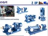 Pompe centrifuge à plusieurs étages de procédé chimique
