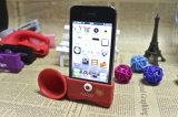 La bocina de encantador estilo Altavoz Amplificador acústico Natural / Soporte para teléfono móvil iPhone 4/4s/5/5s