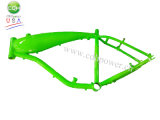 건축되는, 은 가스 탱크와 그려지는 색깔을%s 가진 자전거 프레임