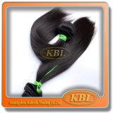 Extensões naturais do cabelo humano de Aaaa 100%