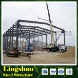 Edifício de estrutura de aço pré-fabricado ISO Light (LS-SS-524)