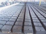 Grandes séries de tamanho do bloco do rolamento de almofadas